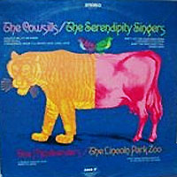 The Cowsills-The Serendipity Singers-The Mindbenders-The Lincoln Park Zoo